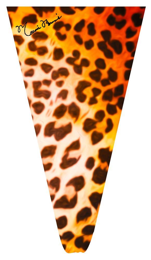 Leopard –  Vagina Tattoo